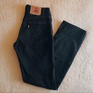 Vintage Levi's 505 denim jeans